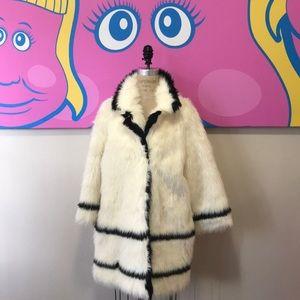 H&M Autumn Collection 2013 Faux Fur Coat